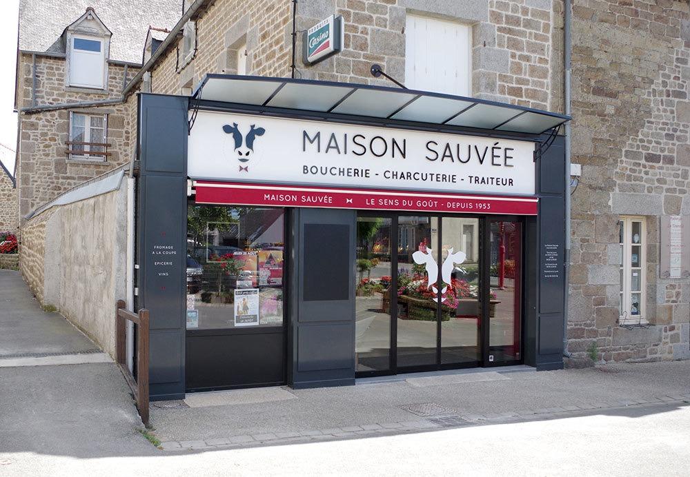 Boucherie Sauvée Sens-de-Bretagne