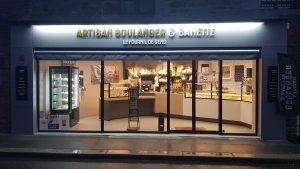 Fournil de Sens - Boulangerie patisserie Sens de Bretagne