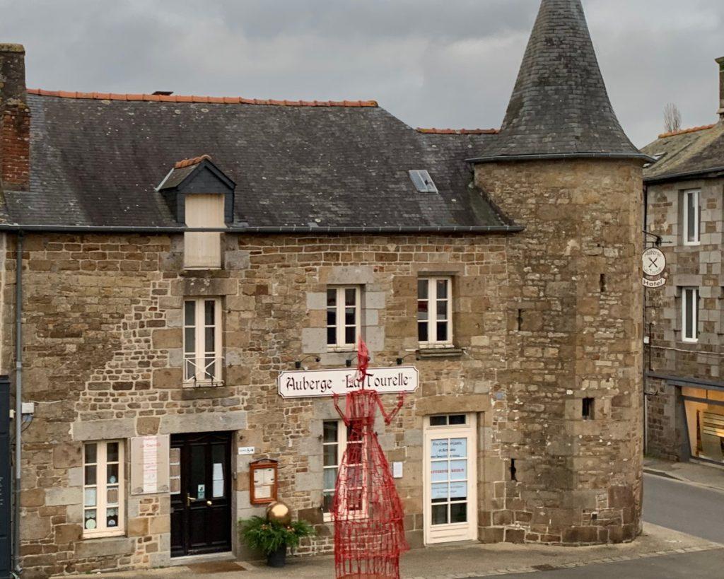 Auberge La Tourelle Sens-de-Bretagne (35)