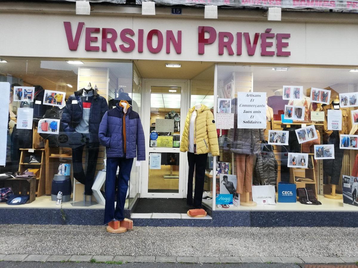Boutique mode et vêtements Sens-de-Bretagne